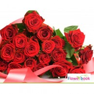20 Red Rose Bunch RM023