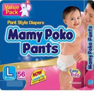 Mamy Poko Pants Large 56pcs