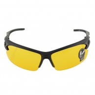 Yellow Anti Glare Night Glasses