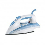 Black & Decker Vertical Steam Iron X1050
