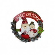 Christmas Wreath 4190B