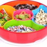 6 in 1 Plastic Removable Candy Box