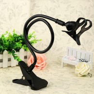 Flexible Gooseneck Mount Holder Car Bedside Lazy Stand Bracket for Mobile Phone