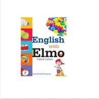 English With Elmo Capital Letters D700051