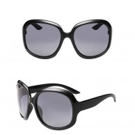 Polarized Black Sunglasses UV400 for Women