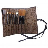 8 PCS Makeup Brushes Set with Case MB001
