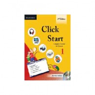 Click Start 1-2E with CD Computer Science For School B011311