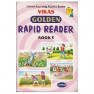 Vikas Golden Rapid Reader Book-5 B470455