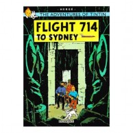 TINTIN and Flight 714 to Sydney B590005
