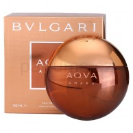 Bvlgari Aqva Amara Eau de Toilette Spray for Men 100ml