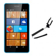 microsoft lumia 540 dual with free selfy stick