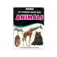 My Charming Board Book Of Animals B430311