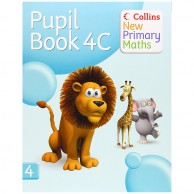 Collins New Primary Maths Pupil Book-4C B050603