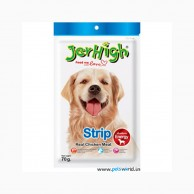 Jerhigh Chicken Strip Dog Snacks 70g STRIP70