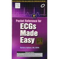 Pocket Reference for ECGS Made Easy 5E A200343