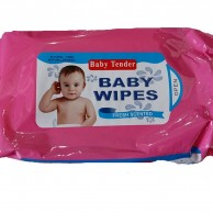 Baby Tender Wipes 80pcs