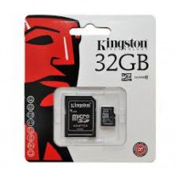 Kingston  32 GB Class 10 Microsdhc Flash Card