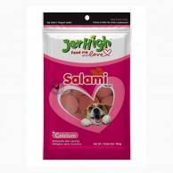 Jerhigh Chicken Salami Dog Snacks 100g SALAMI100