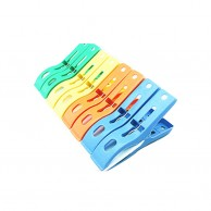 Multi Color Large Clothes Pin 12pcs