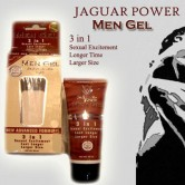 Jaguar Power 3 in 1 Penis Enlargement Gel For Men
