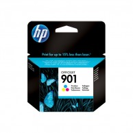 HP 901 Tri-color Original Ink Cartridge CC656AE