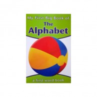 My First Big Book Of The Alphabet J480008
