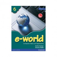 E-World-6 Computers Basics And Applications B060482