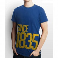 SINCE 1835 TShirts Navy Blue