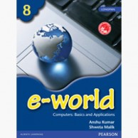 E-World-8 Computers Basics And Applications B060484