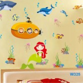 Wall sticker-Sea Theme