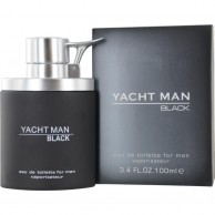 Yacht Man Black Myrurgia Cologne