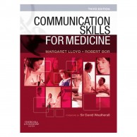 Communication Skills For Medicine 3E A020207