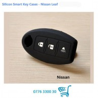 Silicon Smart Key Cases - Nisan Leaf