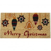 Christmas Vintage cotton fabric table mat d1