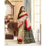 ANMOL ART SILK DESIGN 2063