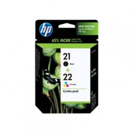 Hp 21 And 22 Combo Pack Cartridge