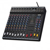 8 Channel Mixing Console Model PM8X SC111