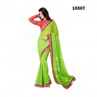 sahiba georgette saree 10307