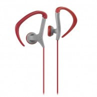 Skullcandy Chops Bud Grey and Red