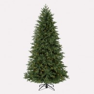 PVC Christmas Tree With Folding Metal Stand
