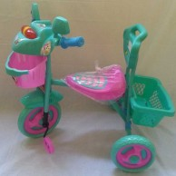 Children Tricycle with Police Music