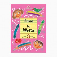 Time To Write-3 Revised Edition B320958