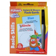 Kindergarten  Dry Erase Flash Cards 11521