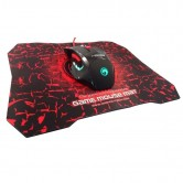 Marvo M315 7D Game Mouse with Free Mouse Pad
