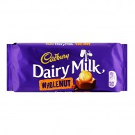 Cadbury Dairy Milk Whole Nut 200g