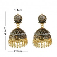 Gold Plated Earring E0057