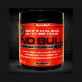 No bull Pre Workout supplement