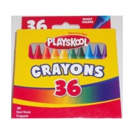 Playskool Crayons 36 Count