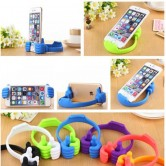 Details about   Funny Cute Thumb OK Stand Universal Mobile Phone Tablet Holder Bracket