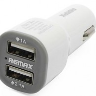 Remax Dual USB Car Charger – CC201